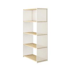 Rebar Foldable Shelving System Shelf 4.0 | Estanterías de baño | Joval
