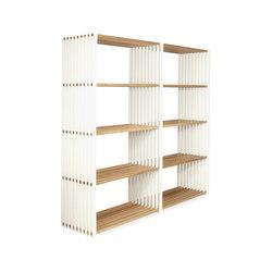 Rebar Foldable Shelving System Shelf 4.4 | Estanterías de baño | Joval