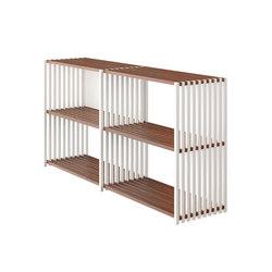 Rebar Foldable Shelving System Sideboard 2.2 | Estanterías de baño | Joval