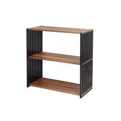 Rebar Foldable Shelving System Sideboard 2.0 | Estanterías de baño | Joval