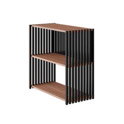 Rebar Foldable Shelving System Sideboard 2.0 | Bath shelving | Joval