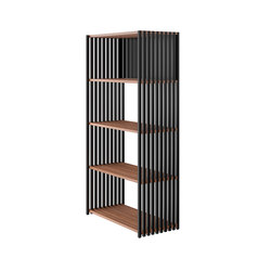 REBAR Foldable Shelving System Shelf 4.0 | Bath shelving | Joval