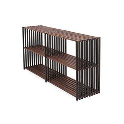 Rebar Foldable Shelving System Sideboard 2.2 | Étagères de salle de bain | Joval
