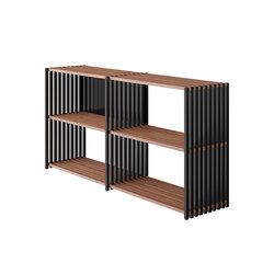 Rebar Foldable Shelving System Sideboard 2.2 | Mensole bagno | Joval