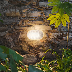 Vitro Outdoor | Outdoor wall lights | FontanaArte