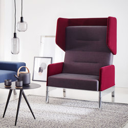 Ophelis docks lounge sofas by ophelis architonic for Sofa ohrensessel