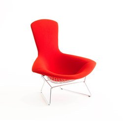 Bertoia High Back Chair | Armchairs | Knoll International