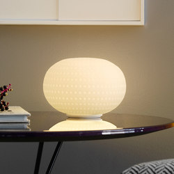 Bianca Table lamp Small | Table lights | FontanaArte