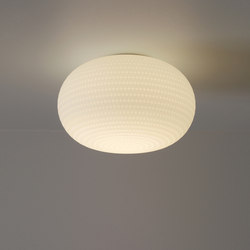 Bianca Wall and ceiling lamp Medium | General lighting | FontanaArte