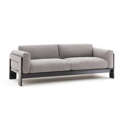 Bastiano Two-seat sofa | Canapés d'attente | Knoll International