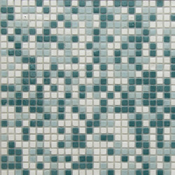 Tesserae Mix 6 (Giada, Thessa, Bianca) | Ceramic mosaics | Valmori Ceramica Design