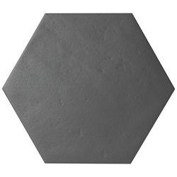 Le Crete Air 3.5 Exagon Terra Grigia | Floor tiles | Valmori Ceramica Design