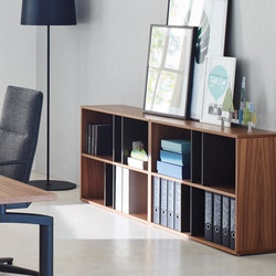 Shelving system facett | Librerie/scaffali componibili | ophelis