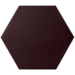 Le Crete Air 3.5 Exagon Terra Moka | Floor tiles | Valmori Ceramica Design
