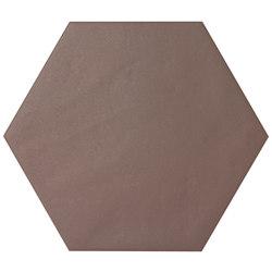 Le Crete Air 3.5 Exagon Terra Tortora | Ceramic tiles | Valmori Ceramica Design