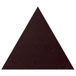 Le Crete Air 3.5 Triangolo Terra Moka | Bodenfliesen | Valmori Ceramica Design