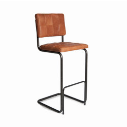 Nelson Old Glory barstool without arms | Taburetes de bar | Jess