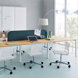 U4 Series worktable | Desking systems | ophelis