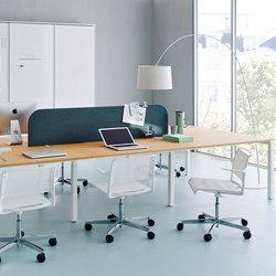 Série U4 Bureaux | Desking systems | ophelis