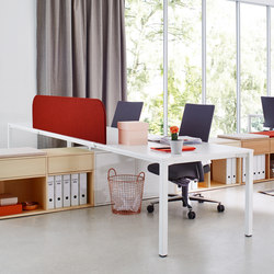 Z Series worktable | Desking systems | ophelis