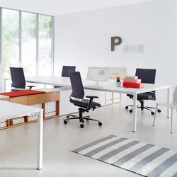 Z Series Desk | Desking systems | ophelis