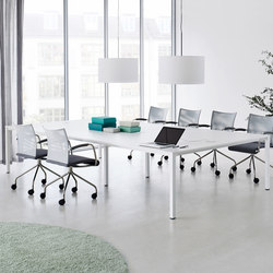 Z Series Conference table | Mesas contract | ophelis