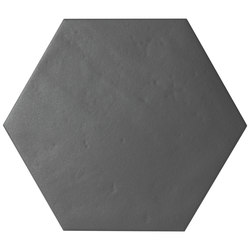 Konzept Color Mood Hexagon Terra Grigia | Bodenfliesen | Valmori Ceramica Design