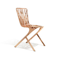 Washington Skeleton™ Aluminum Side Chair | Restaurant chairs | Knoll International
