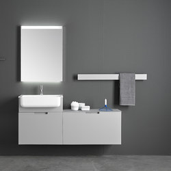 Strato Towel Rack | Towel rails | Inbani