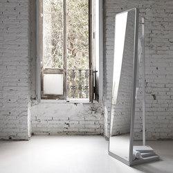 Structure Floor Standing Mirror | Freestanding mirrors | Inbani