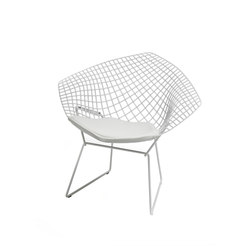 Bertoia Diamond Chair - Outdoor | Garden armchairs | Knoll International