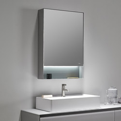 Research And Select Mirror Cabinets From Inbani Online Architonic