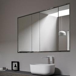 Ka Cabinet Mirror | Armadietti parete | Inbani