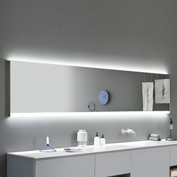Strato Wall Lighting Mirror | Wandspiegel | Inbani