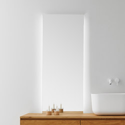 Strato Wall Lighting Mirror | Espejos | Inbani
