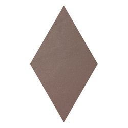 Konzept Shapes Rombo Terra Tortora | Ceramic tiles | Valmori Ceramica Design