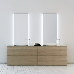 Strato Wall Lighting Mirror | Specchi da parete | Inbani