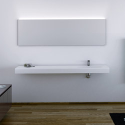 Strato Wall Lighting Mirror | Miroirs muraux | Inbani