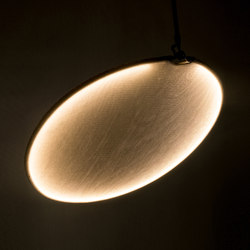 llll.03 Suspended single gold | Suspended lights | llll