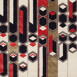 Spazio Pontaccio Boyaketekka | Rugs / Designer rugs | cc-tapis