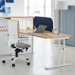 L Series Desk | Individual desks | ophelis