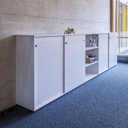 basic S Cabinet system | Cabinets | werner works