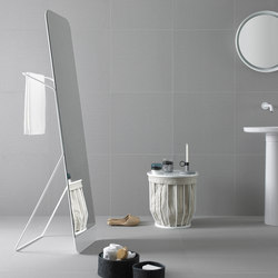 Bowl Bathroom Furniture Set 6 | Corbeilles à linge | Inbani