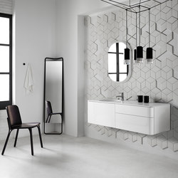 Fluent Bathroom Furniture Set 7 | Mobili lavabo | Inbani