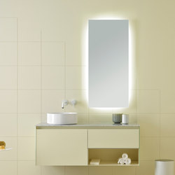 Strato Bathroom Furniture Set 3 | Meubles sous-lavabo | Inbani