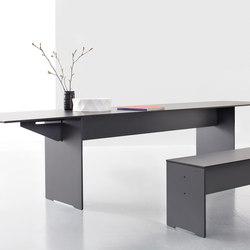 Riva folding table | Mesas comedor | conmoto