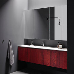 Strato Bathroom Furniture Set 10 | Mobili lavabo | Inbani