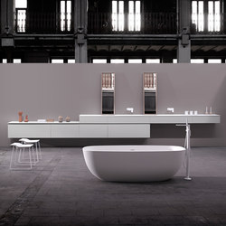 Strato Bathroom Furniture Set 11 | Meubles sous-lavabo | Inbani