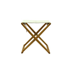 Folding Stool | Gartenhocker | Rud. Rasmussen