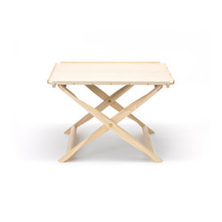 The Propeller Stool 8783 | Side tables | Carl Hansen & Søn